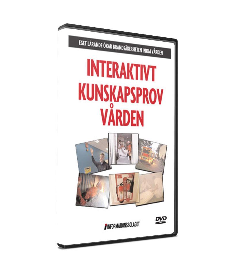 Interaktivt kunskapsprov brandskydd i vården