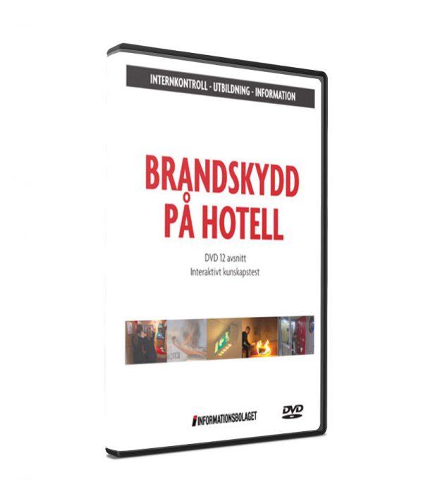 Brandskydd på hotell