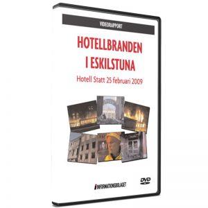 Hotellbranden i Eskilstuna