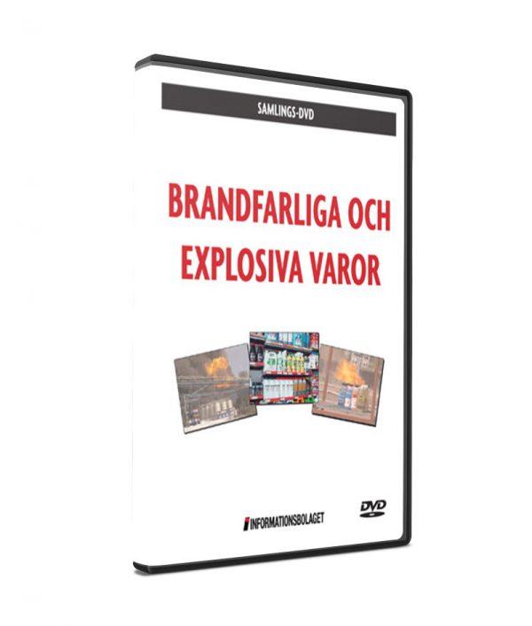 Brandfarliga och explosiva varor