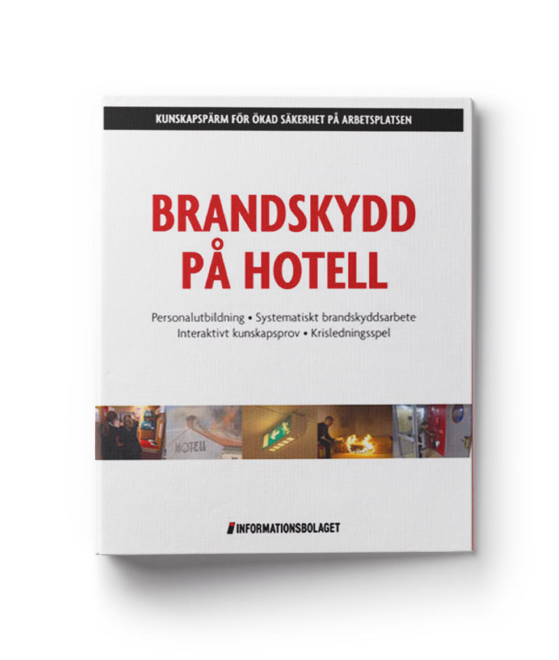 Personalutbildning Brandskydd på hotell