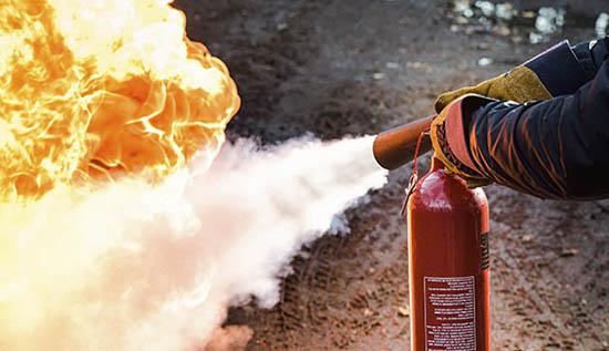 Utbildning Brandskydd