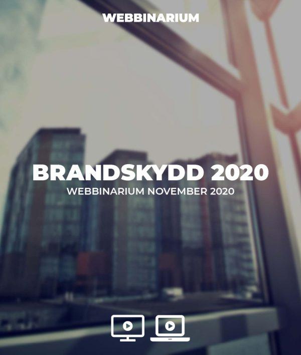 Brandskydd 2020
