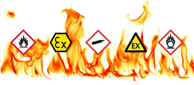 Föreståndare brandfarlig vara